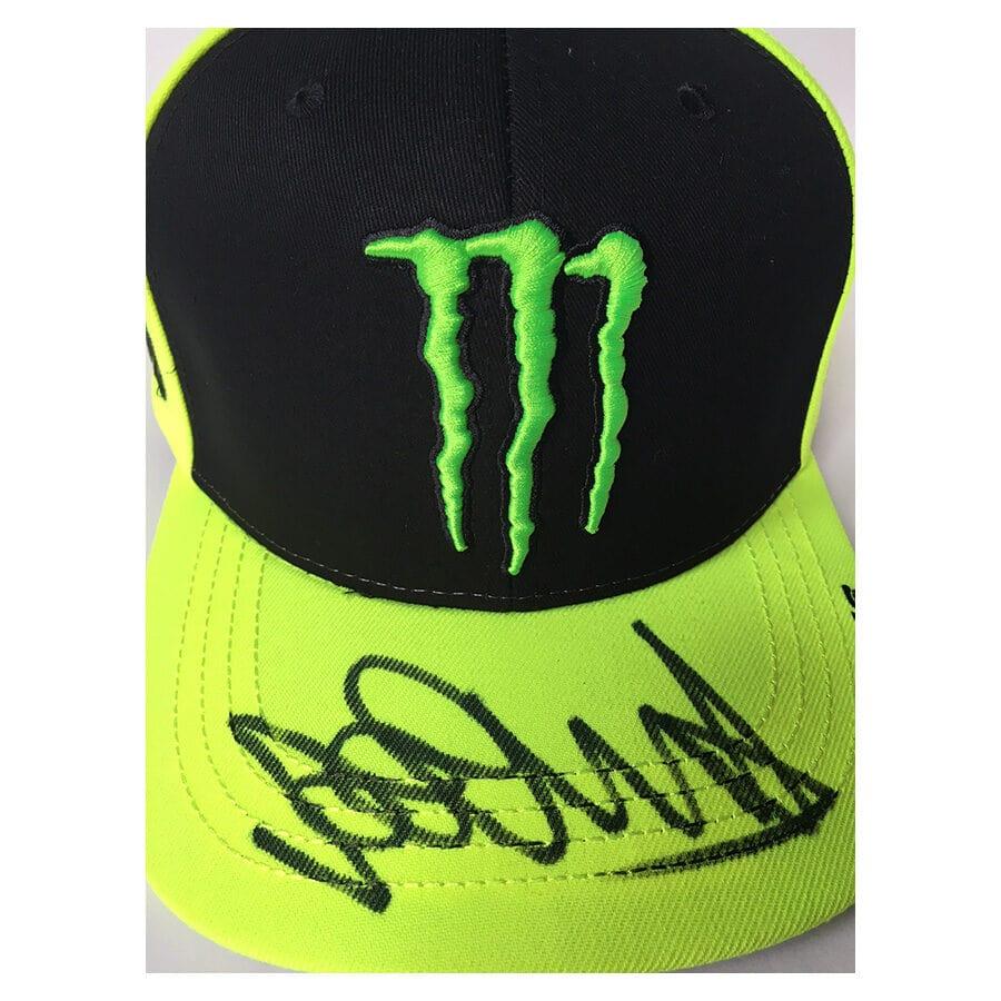 Valentino Rossi Signed Cap