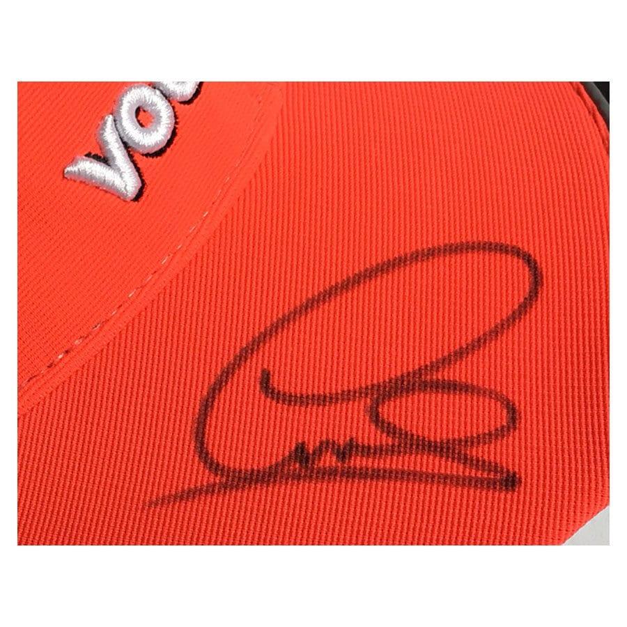 Lewis Hamilton Signed McLaren Cap