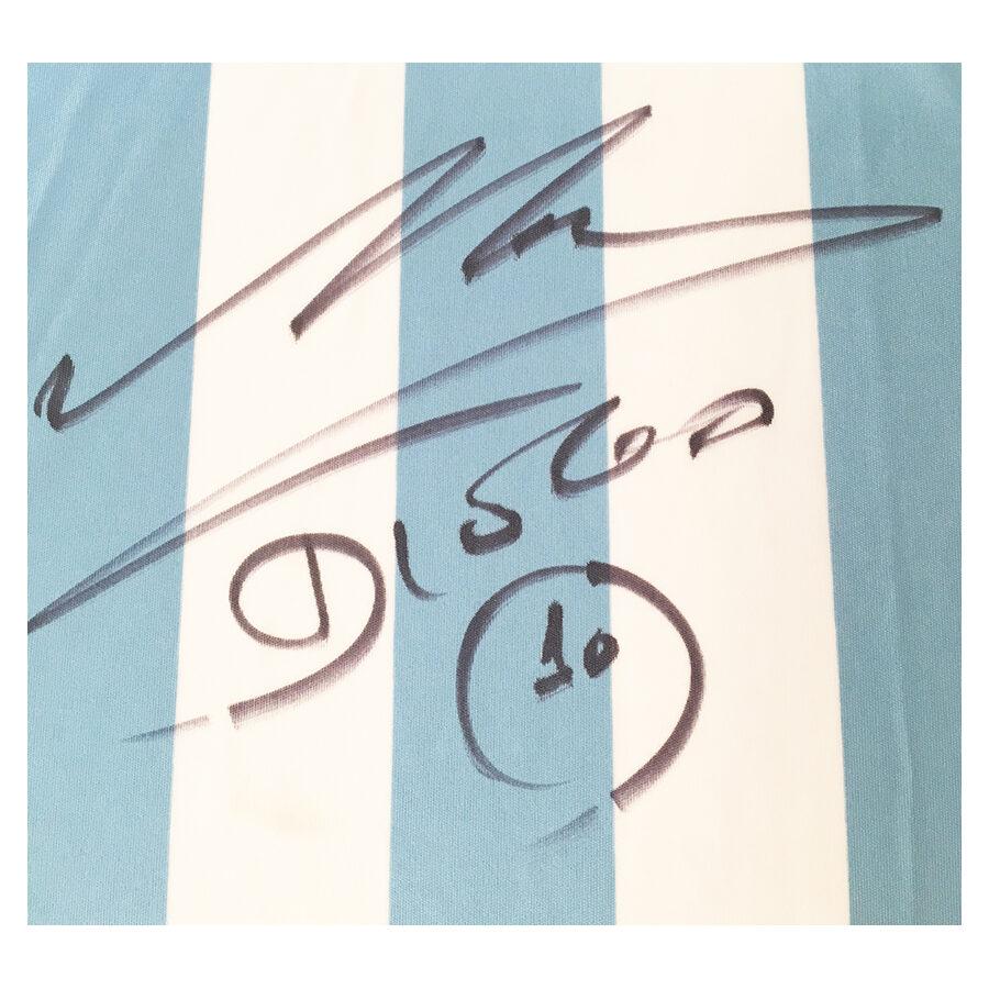 Diego Maradona Signed Argentina Shirt