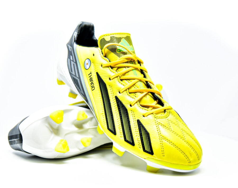 Lionel Messi Signed Boots