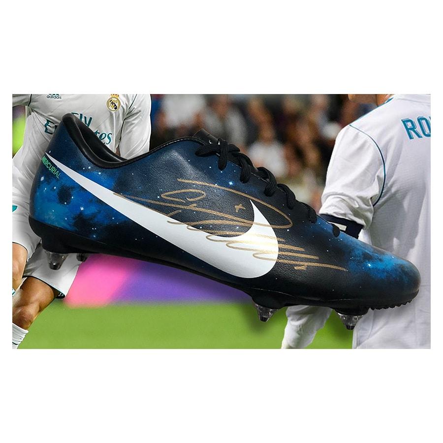 Cristiano Ronaldo Signed CR7 Nike Boot