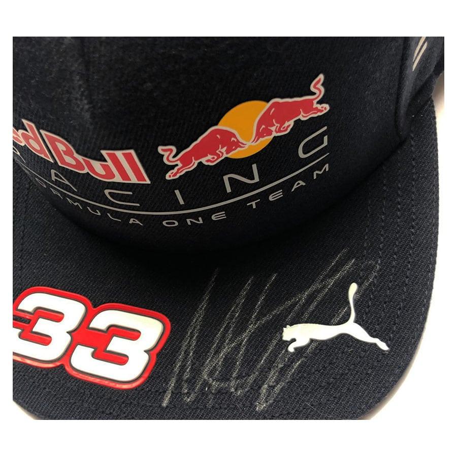Max Verstappen Signed 2017 Cap