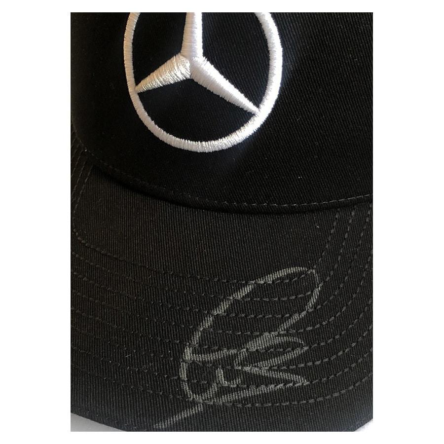 Lewis Hamilton Signed Mercedes Cap 2019 F1 World Champion – 2